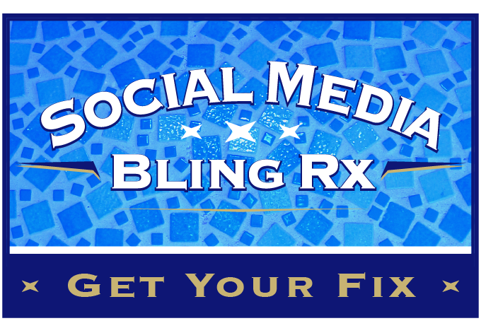 Social Media Images Bling Rx