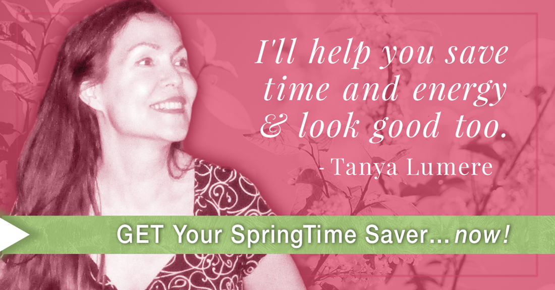 Save Time With Spring Social Media Images