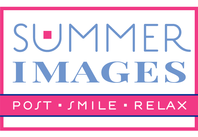 Summer Social Media Images Logo